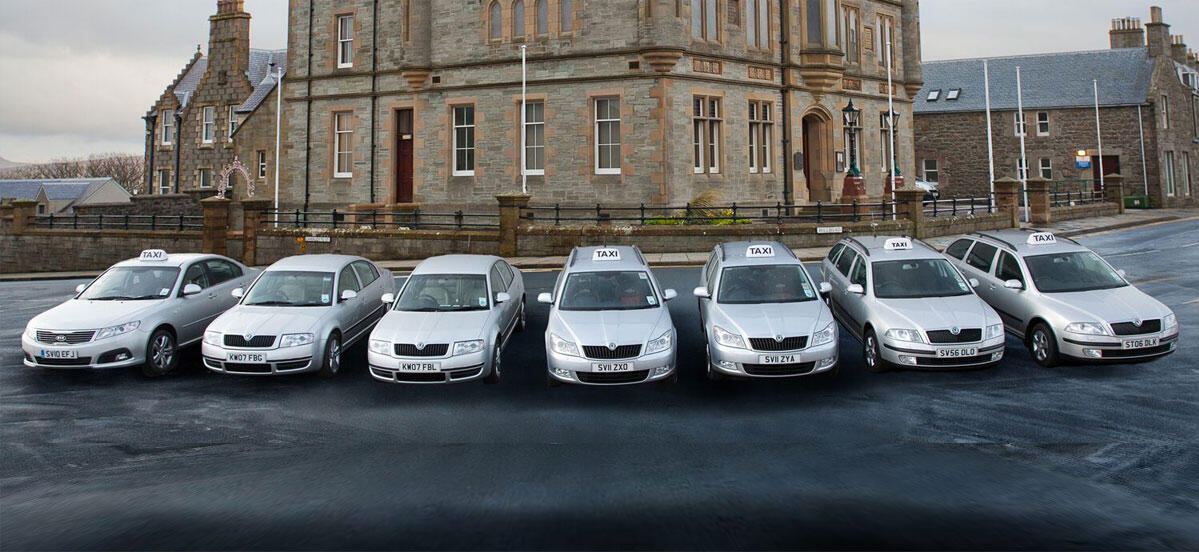 Sinclair's Taxis Hire